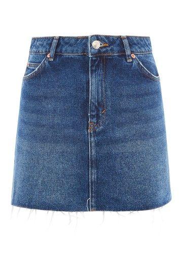 c19897bc4d79 MOTO Denim Pelmet skirt | Christmas list | Denim mini skirt, Skirts ...