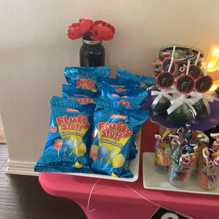 Tik Tok Party Ideas Video Diy Party Decorations Frozen Birthday Party Birthday Surprise Party