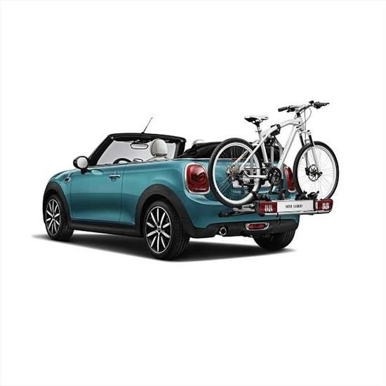 Mini Rear Bike Rack And License Plate Holder Rear Bike Rack Mini Cooper Bike Rack