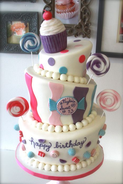 Kids Birthday Cakes Sweet Saucy Shop My Cake And Eat It Too