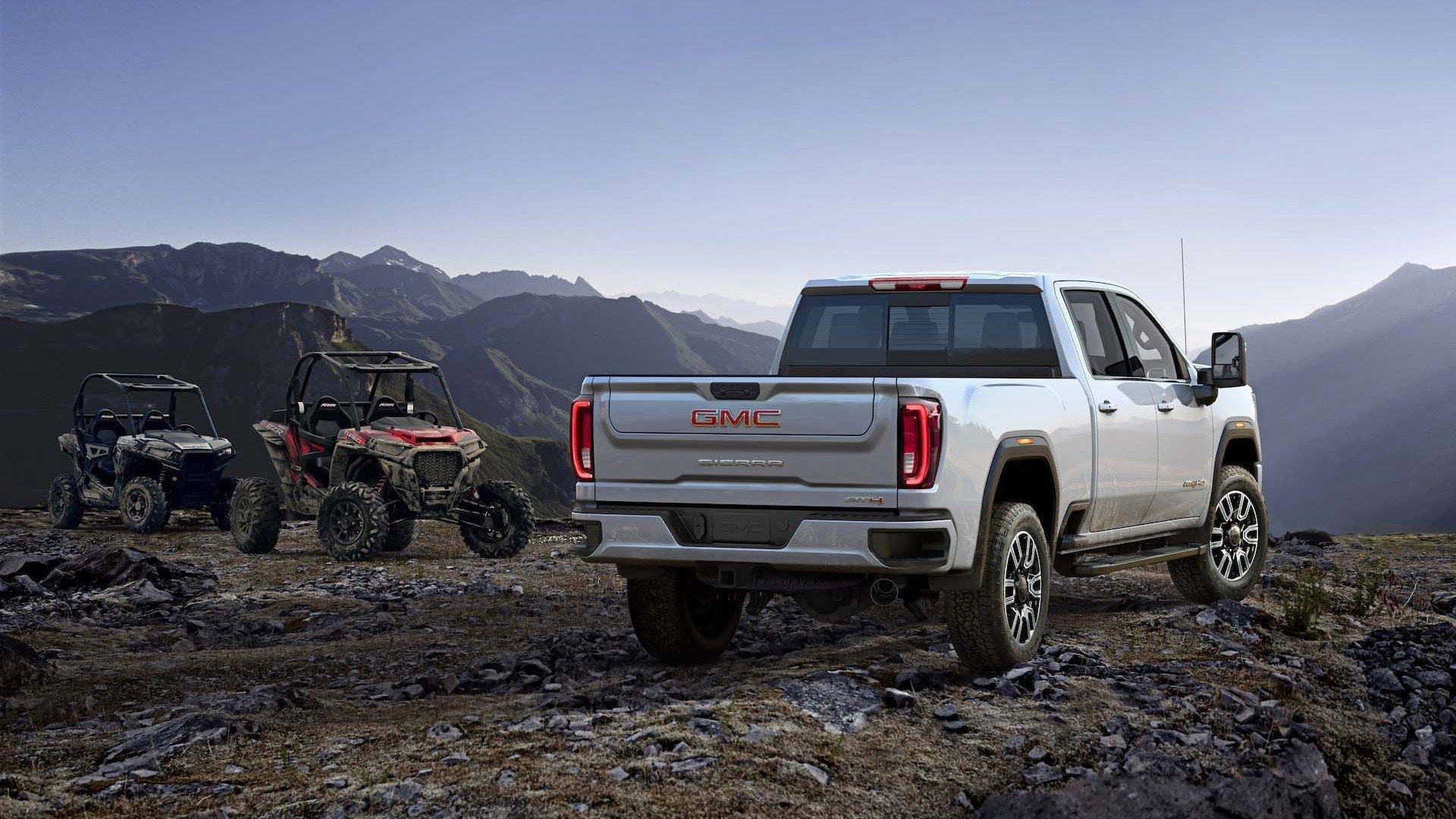 2020 Gmc 2500 Work Truck Changes With Images New Trucks Work Truck Gmc