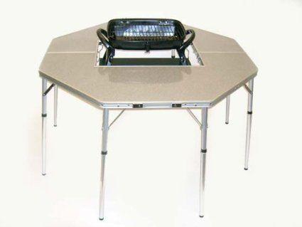 Octagon Folding Poker Table Tyres2c