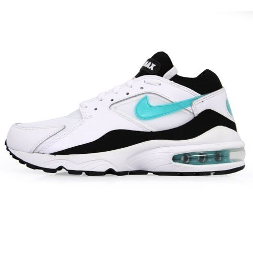 b69a01ffe3936 NIKE-AIR-MAX-93-MENTHOL-RETRO-RUNNING-SHOE-306551-103-Size-8-8-5-10-10-5-us