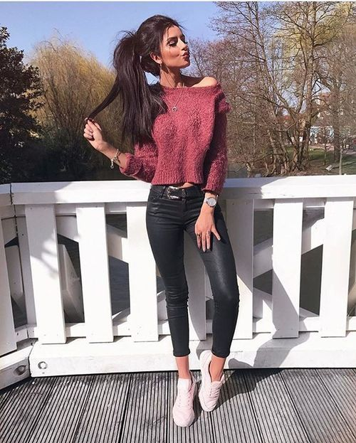 perfect outfit viernes mujer 2017