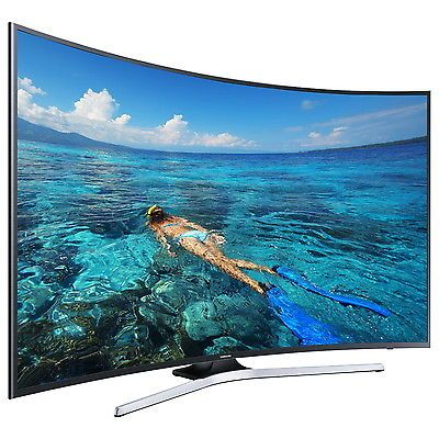 Samsung Fernseher Ue65ku6179u Curved Led Tv 65 Zoll 4k Ultra Hd