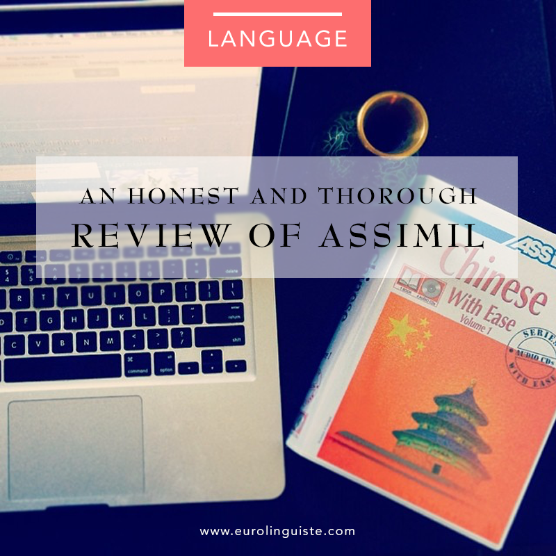 An Honest And Thorough Review Of Assimil