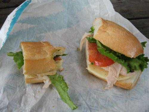 sandwich in Hawaii