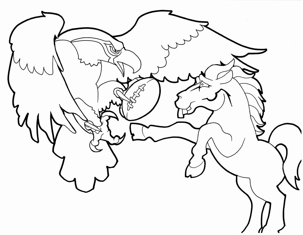 28 Denver Broncos Coloring Page In 2020 Coloring Pages Denver Broncos Logo Broncos Logo