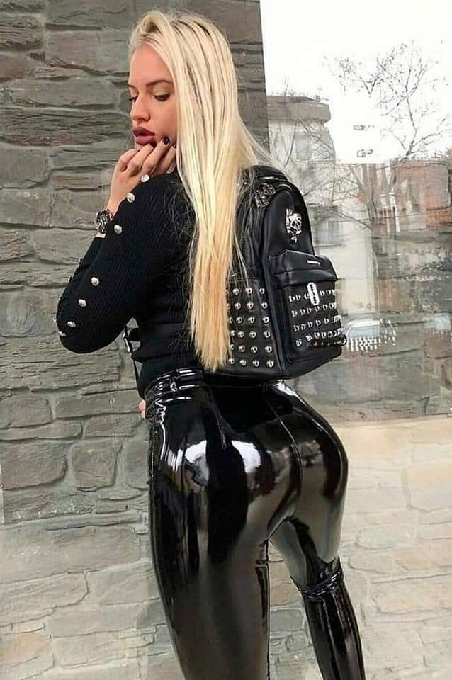 Pin on Leather & Latex