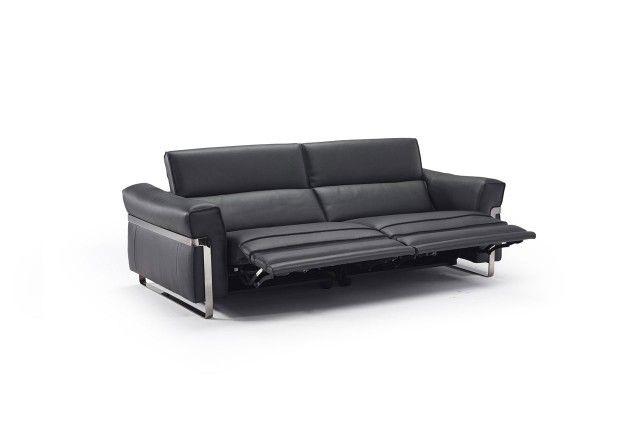 Reclining Sofa Fidelio Italian Modern Furniture From Natuzzi Italia