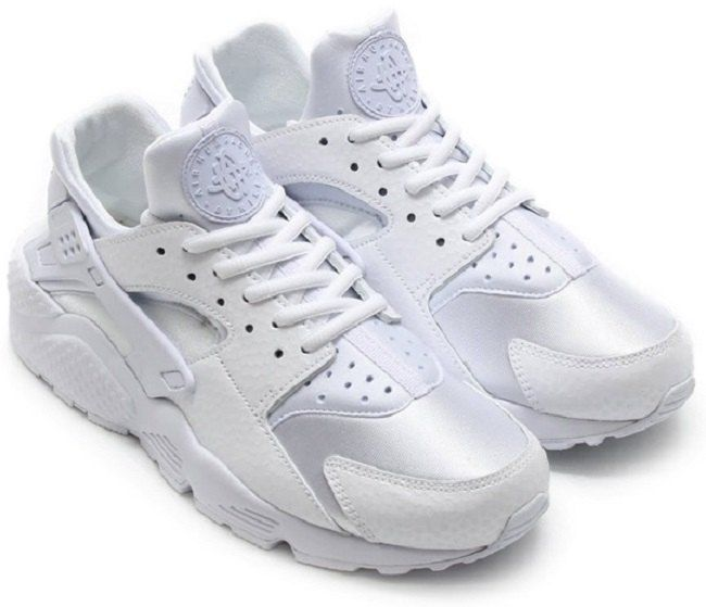 mens white nike huarache uk