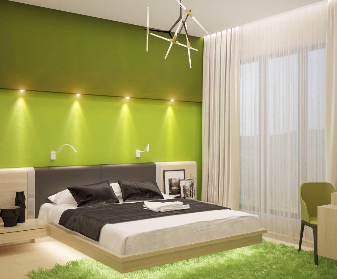 Rec maras 10 dise os maravillosos dormitorio - Colores paredes habitaciones ...