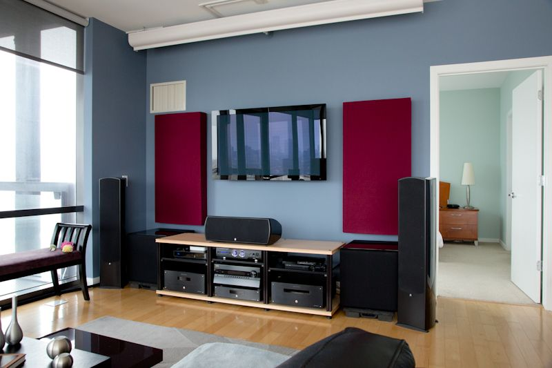 diy bass traps for home theater
