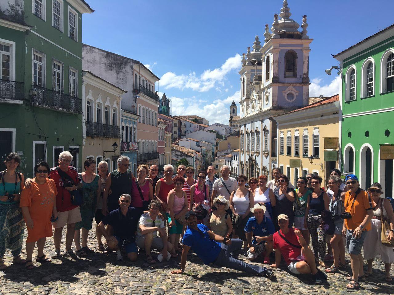 City Tour Em Salvador Largo Do Pelourinho Salvador Bahia