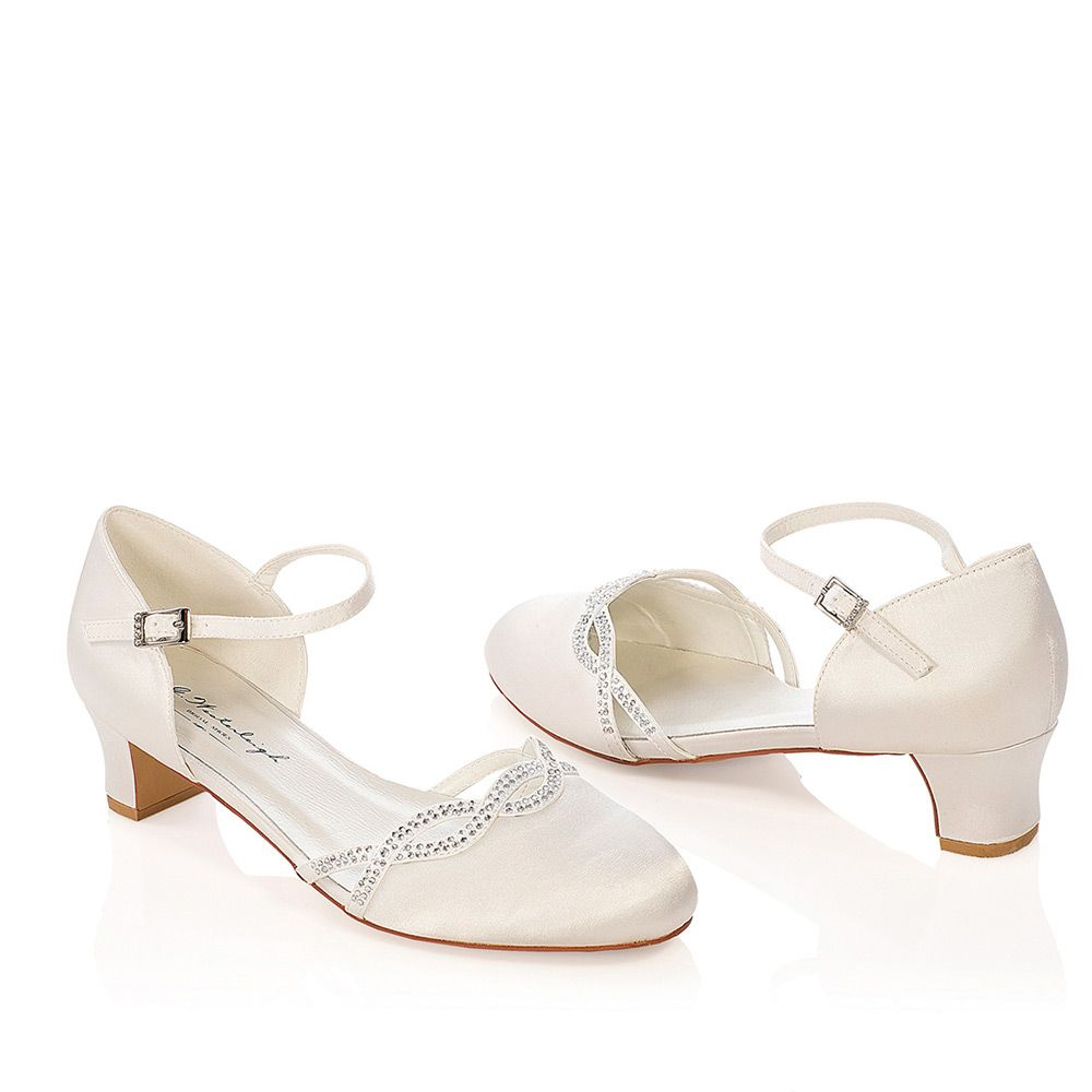 35 Beautiful Low Heel Wedding Shoes Theres No Denying That Your Dress Is Going To Be The Sartorial Star Of Day But Footwear Where You