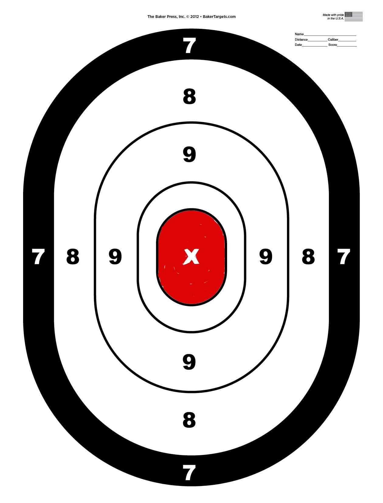 This is a picture of Clever Pistol Targets Pdf
