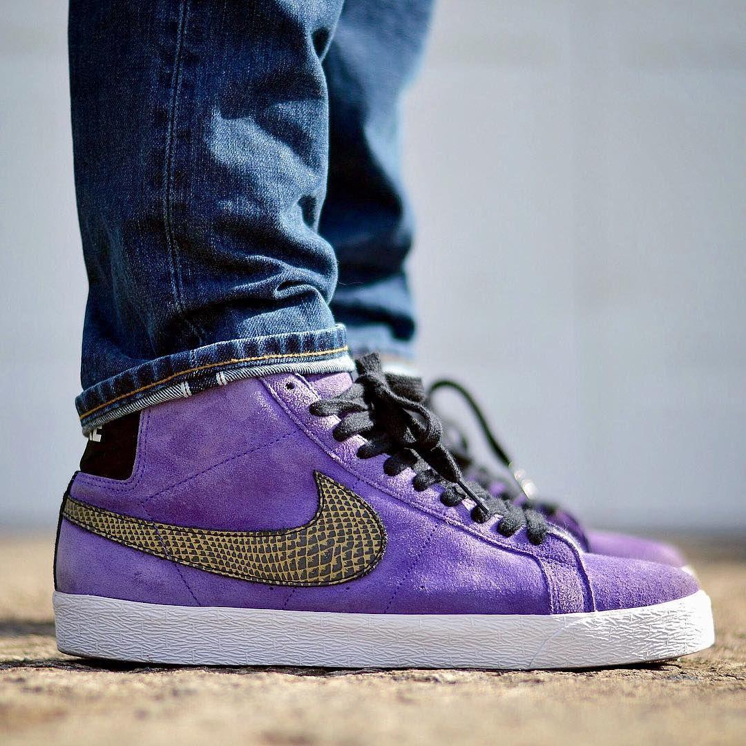 buy popular ee38a a90fc Nike Blazer Mid SB