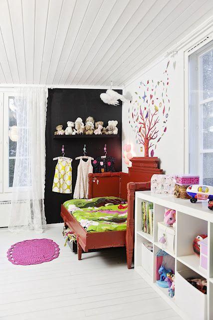 kidsroom teen bedroom #decorating girls room, wallpaper, theme, boys