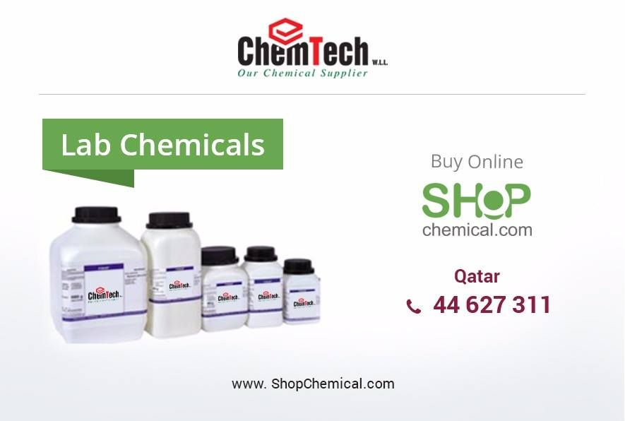 Meet the expert lab chemicals supplier & distributor in