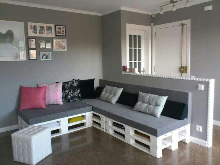 Fabricar Muebles Con Palets De Madera Palets Madera Portada