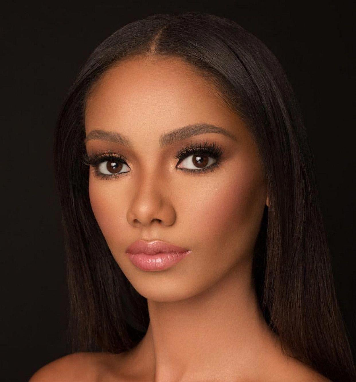 glam makeup looks Makeuplooks Brown skin makeup, Dark