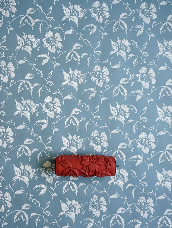 Patterned Paint Rollers From Paint Courage Based In Slovakia