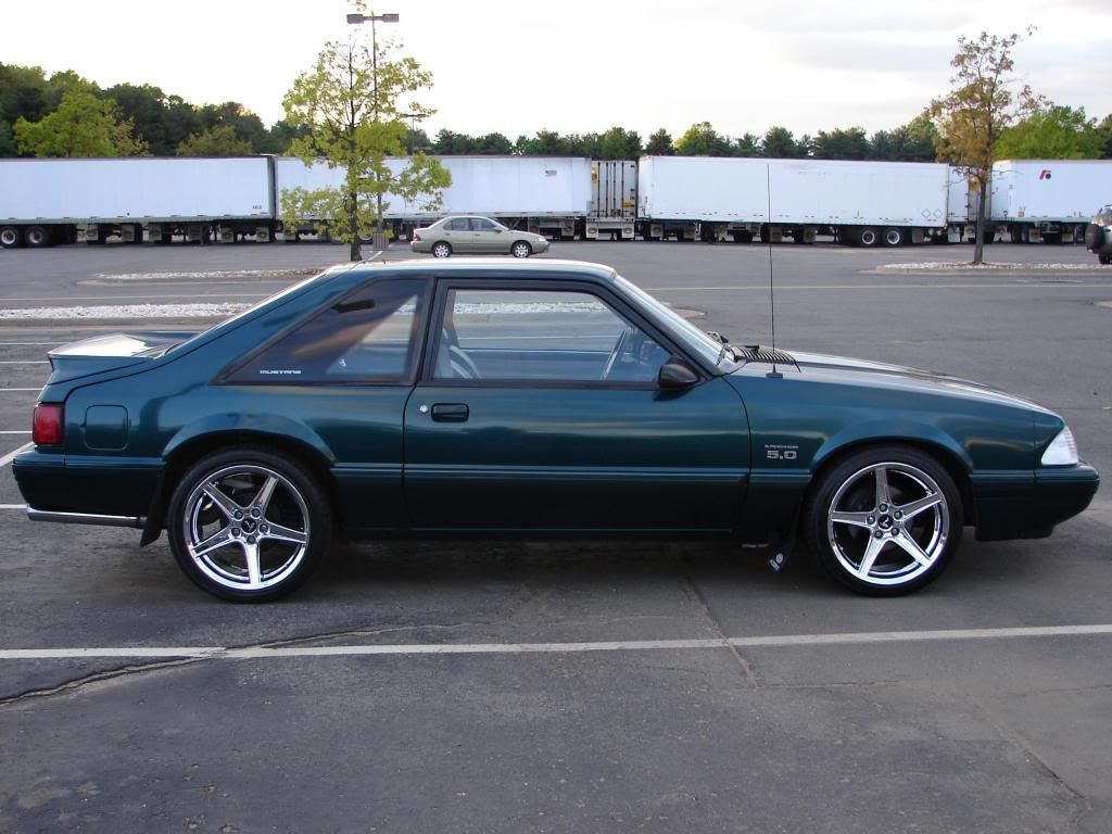 1992 ford mustangs for sale  Sale 1992 FORD MUSTANG LX 50 ROLLER