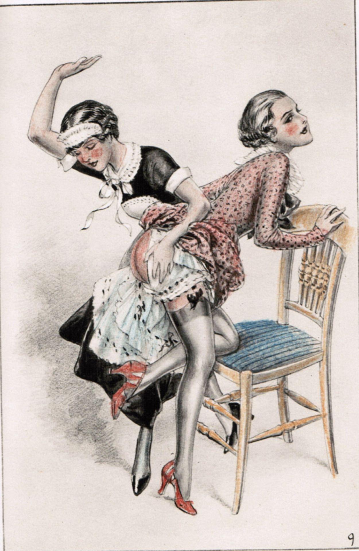 Old erotic art-3763
