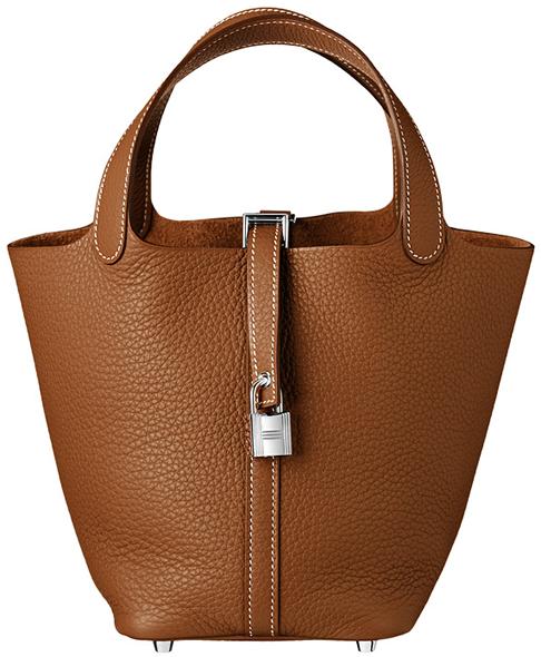 059b301bcebf Hermes Picotin Bag  A Bucket Tote