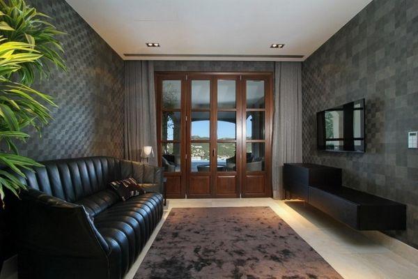 Moderne Villa Interieur auf Mallorca von Curve Interior ...