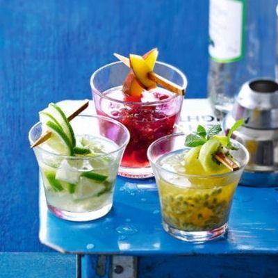Cocktails des femmes