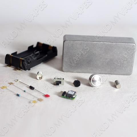 DIY OKR Box Mod Kit Find My Vapes Box mods, Vape box