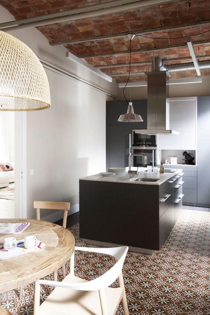 1001 + modèles de cuisine avec carreaux de ciment (con imágenes) | Casas