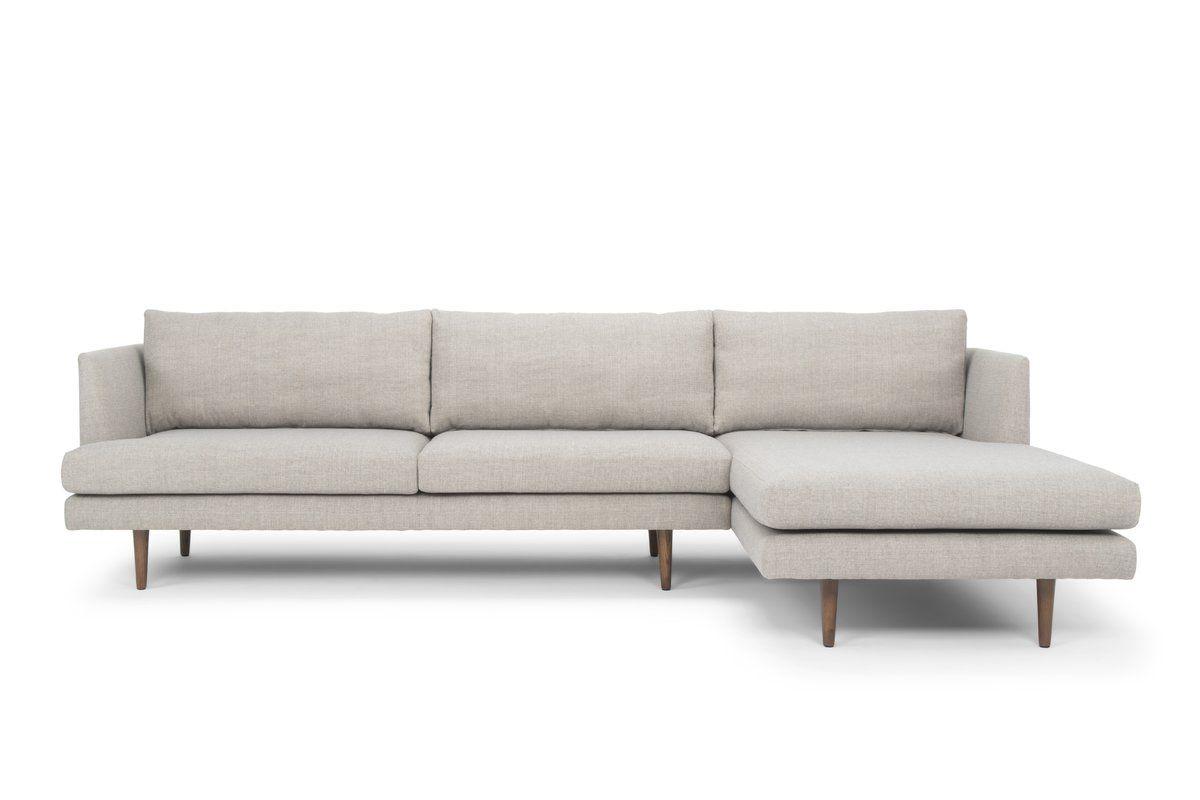 Ronda Sectional Sofa Sectional Modern Grey Sectional Furniture