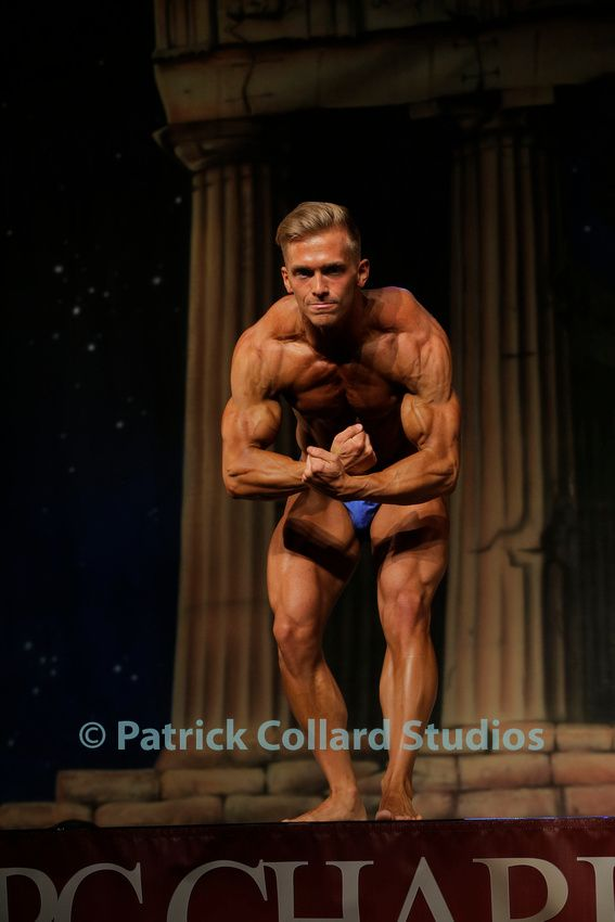 My brother in his latest competition