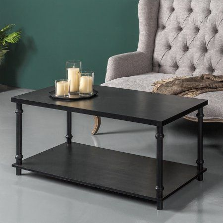 Fabulous Zinus Tanqiu Easy Assemble Two Tier Coffee Table In 2019 Cjindustries Chair Design For Home Cjindustriesco