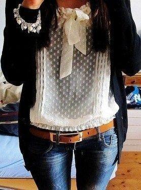 I like this look! #like