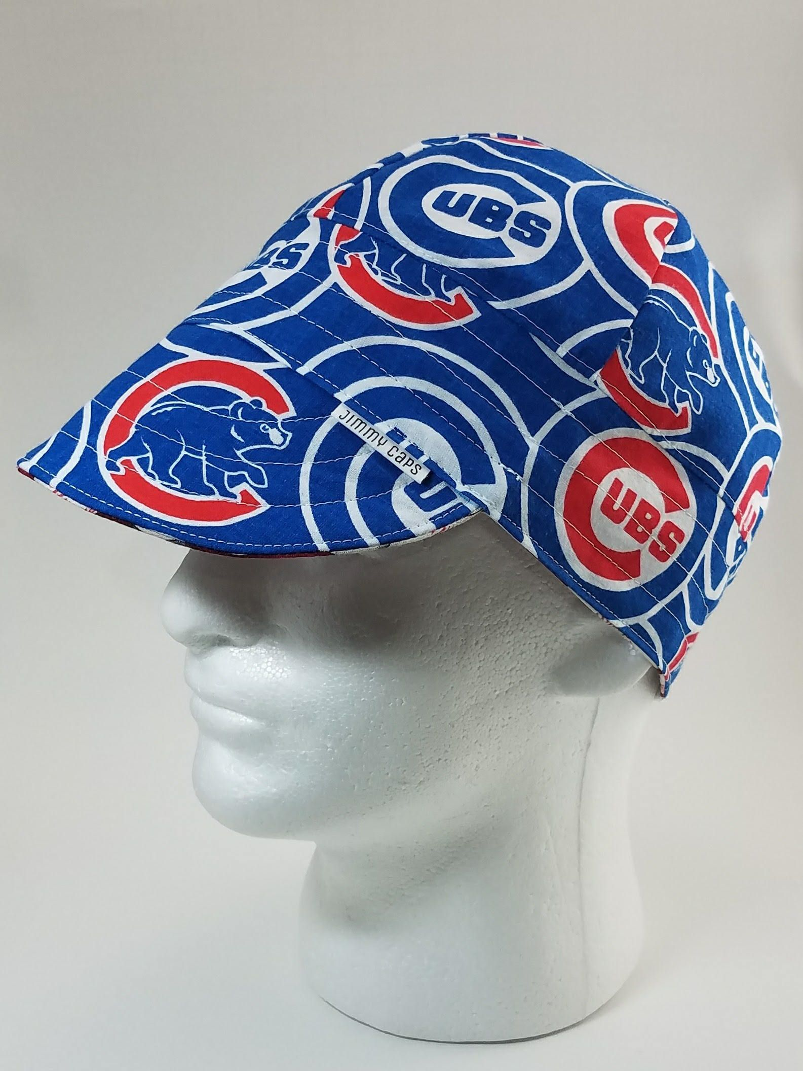 WELDING CAP WITH   CHICAGO CUBS