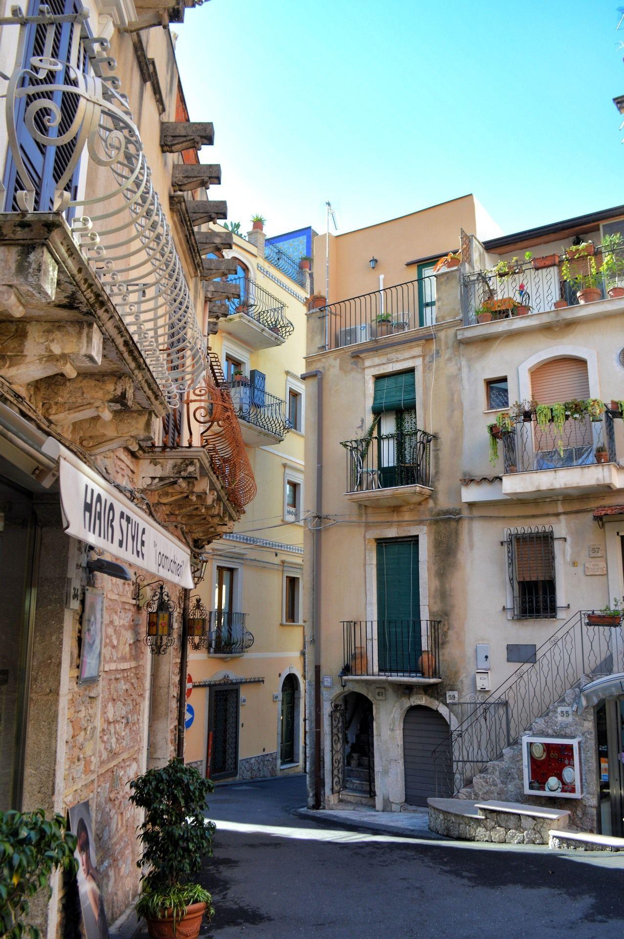Taormina Sicily Italy (by annajewels) Sicilia italia