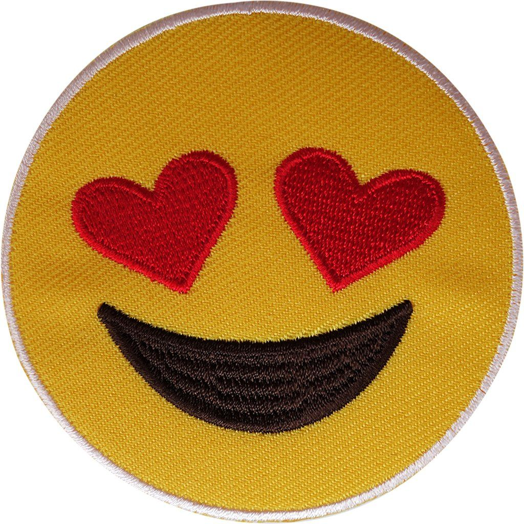 Rainbow Happy Yellow Smiley Face Patch Iron On Sew On Embroidered Badge Applique