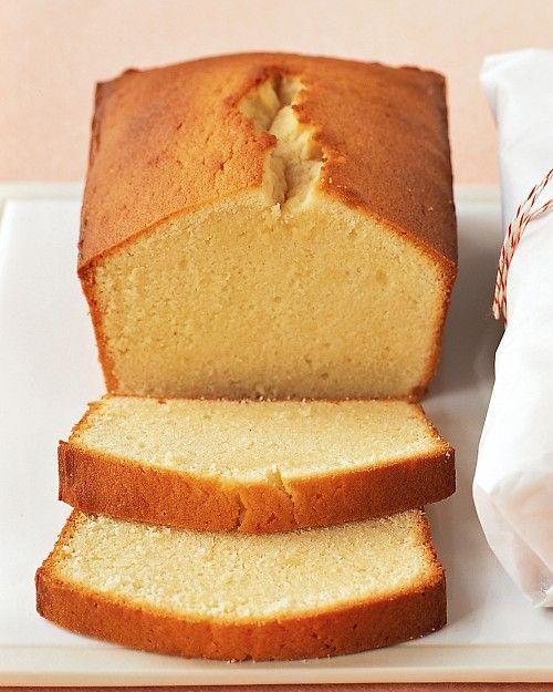 Cream Cheese Pound Cakes