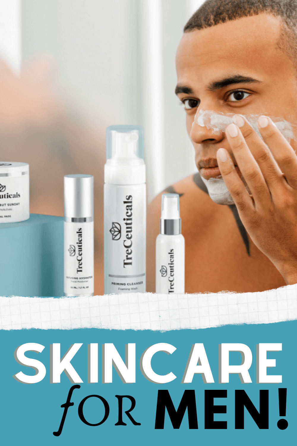 Skincare For Men Beauty Essentials Skin Care Beauty Deals