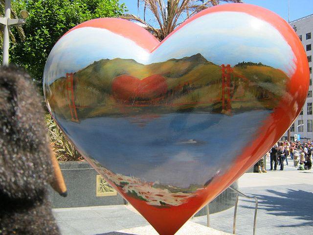 I Left My Heart In San Francisco by tajasel, via Flickr