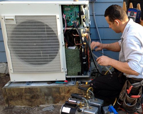 Samples Of Our Work Woburn Ma Heating Air Conditioning Repair And Installation Photos With Images Air Conditioning Services Heating Repair Heating And Air