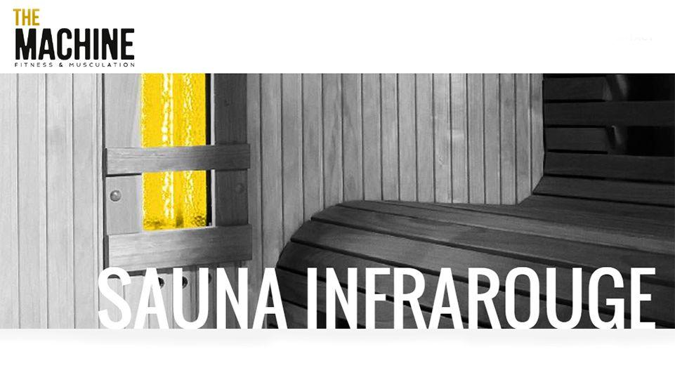 Un Sauna Infrarouge à coté du bureau ! Pourquoi faire un sauna - faire un sauna maison