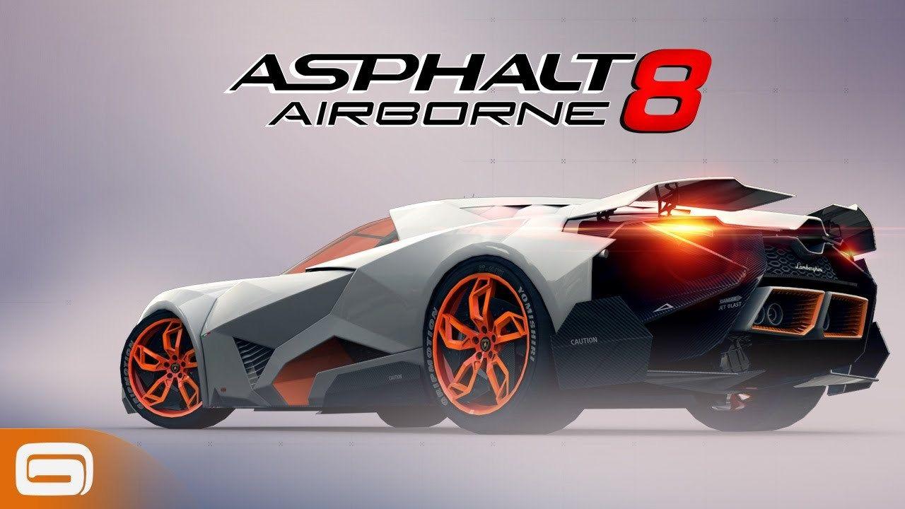 Asphalt  Best Car In Each Class