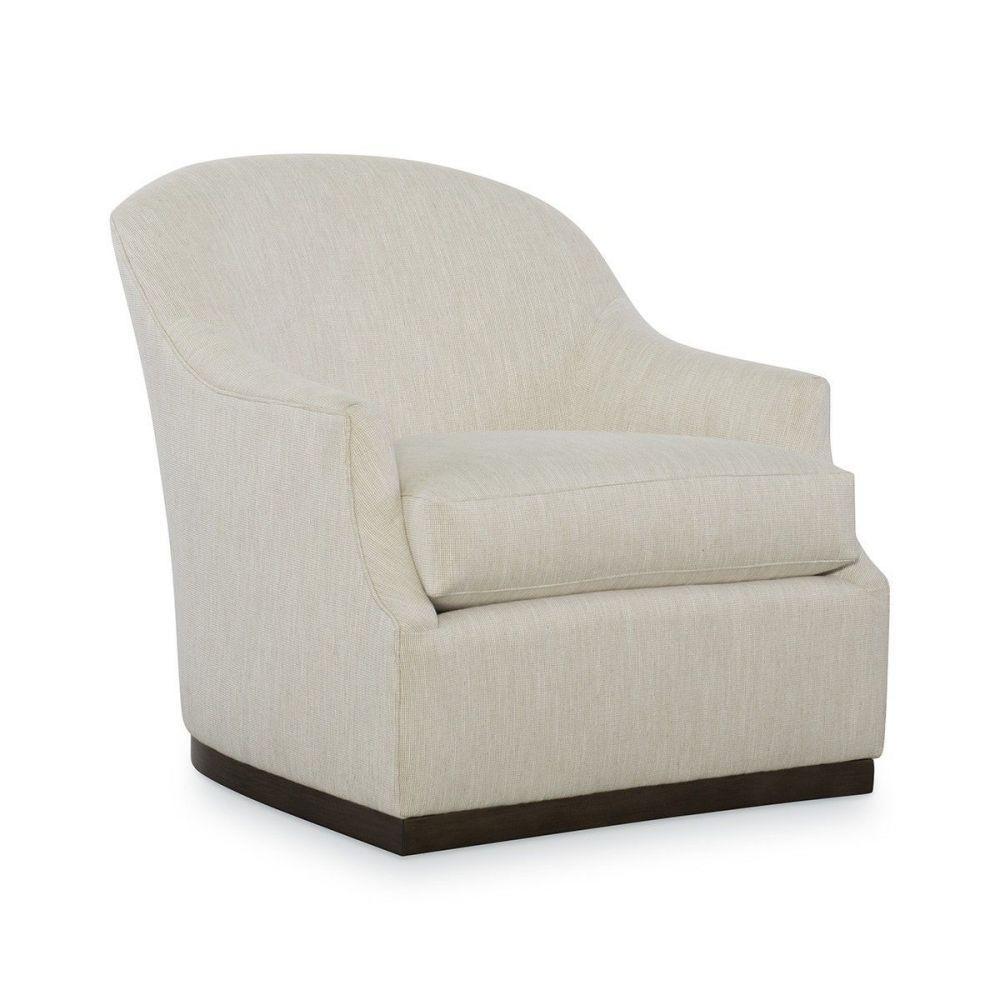 Cr Laine Lincoln Swivel Chair Swivel Chair Furniture Chair
