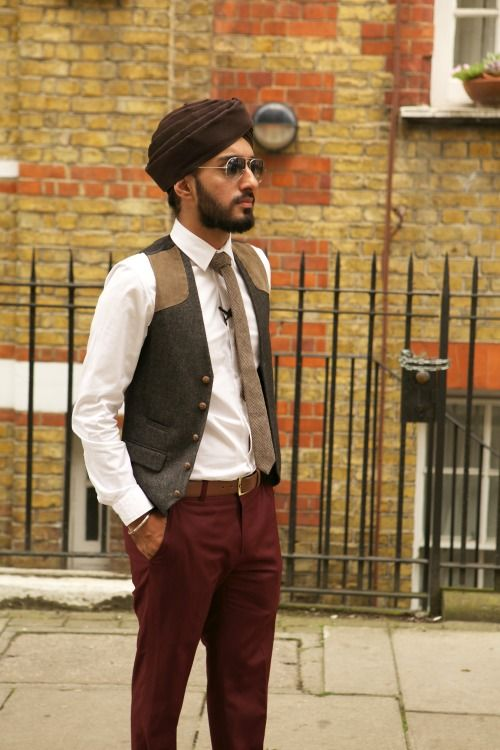 SINGH STREET STYLE-so sexy and classy!