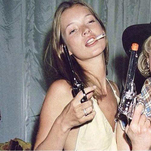 Image about vintage in Bad Girls , Bang Bang , Gun