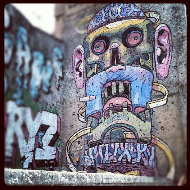 """""""Street art #streetart #grafiti"""""""